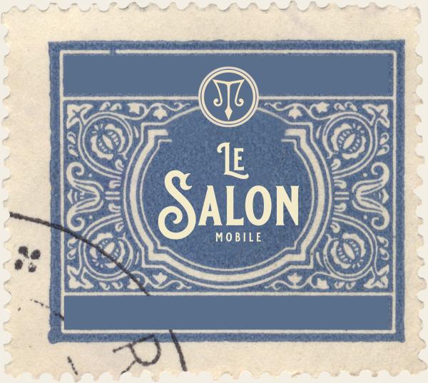 Briefmarke klein